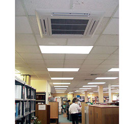 Mitsubishi Johnson S Air Conditioning