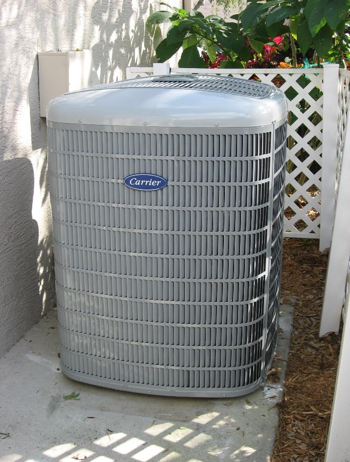 Carrier Johnson S Air Conditioning